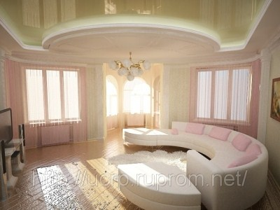 Натяжные потолкиЭксклюзивные наливные 3d полы