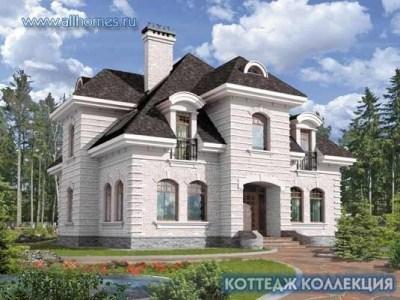 Каркасный дом - Игл